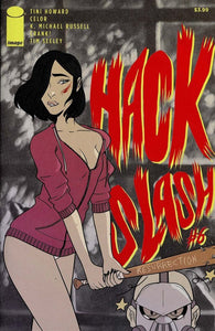 HACK/SLASH: RESURRECTION #6 COVER B GUITIERREZ