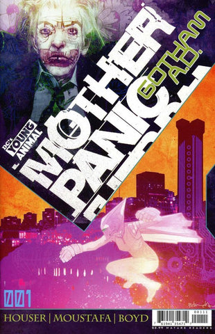 Mother Panic : Gotham A.D. #1