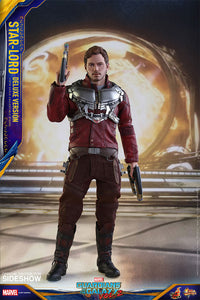 Guardians of the Galaxy 2 : Star-Lord Figure Hot Toys / Sideshow Unopened