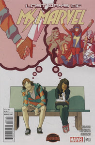 Ms. Marvel #18 : (2014 3rd Series Kamala Khan)