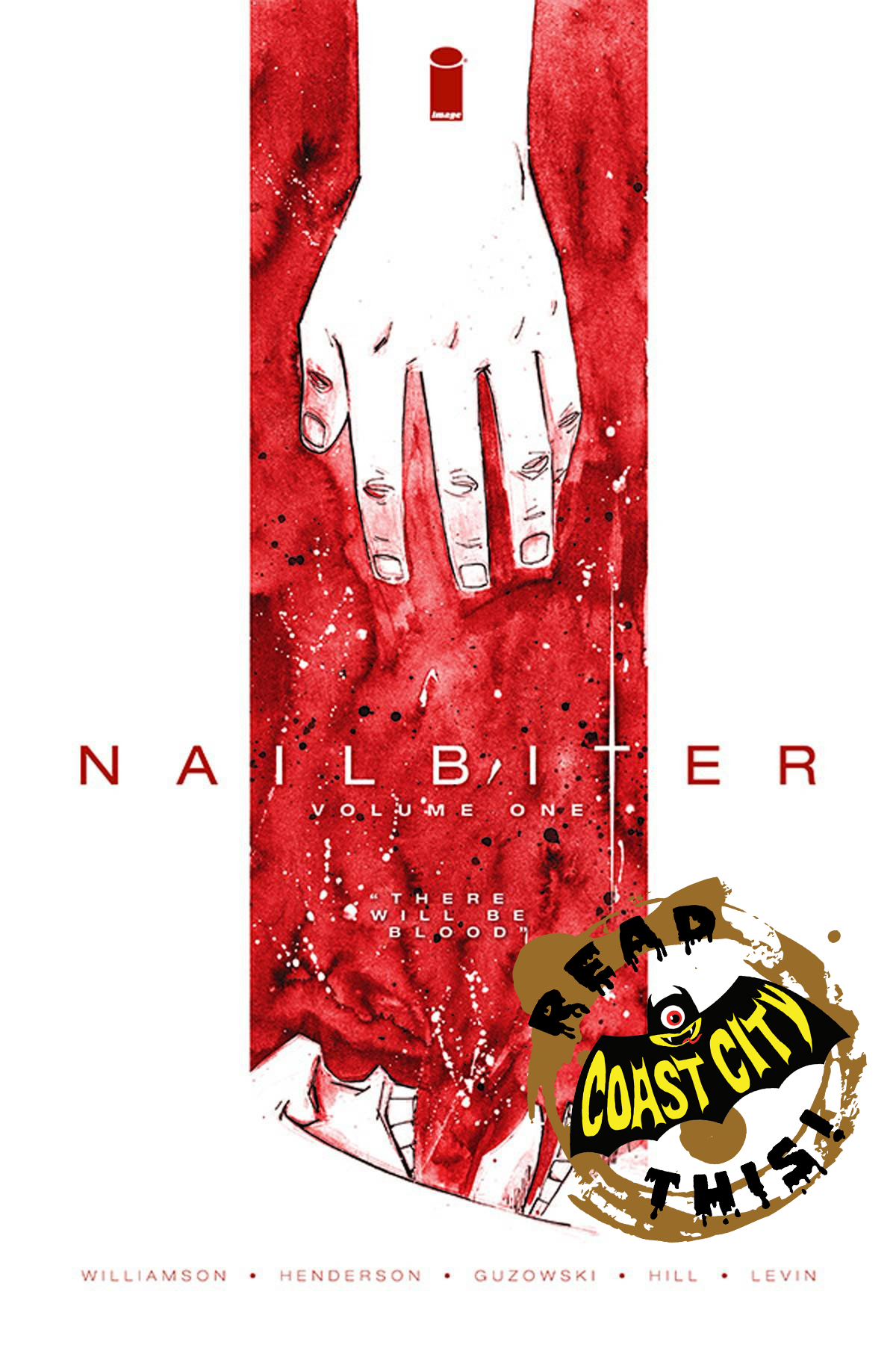 Nailbiter Trade Paperback Collection #1