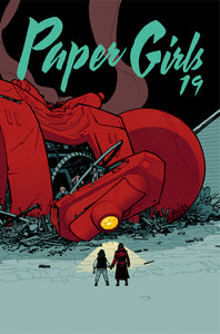 Paper Girls #19 (Brian K Vaughn)