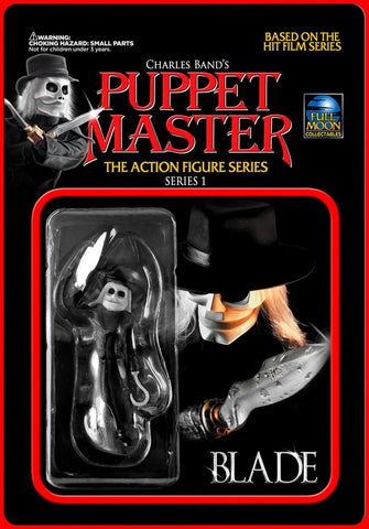 "Charles Band's Puppet Master : 3"" Blade Figure"