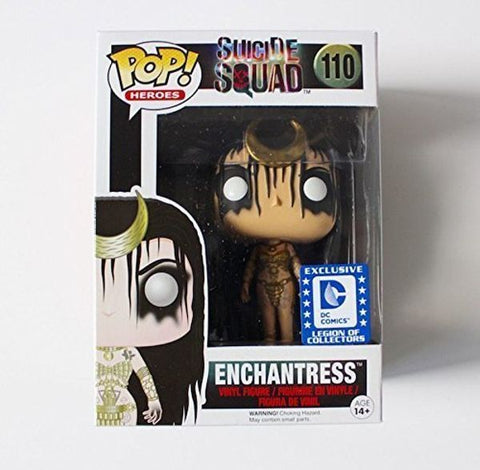 Suicide Squad: Enchantress Pop Vinyl