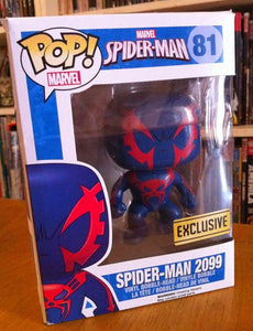 Spider-Man 2099 Pop Vinyl Walgreens Exclusive