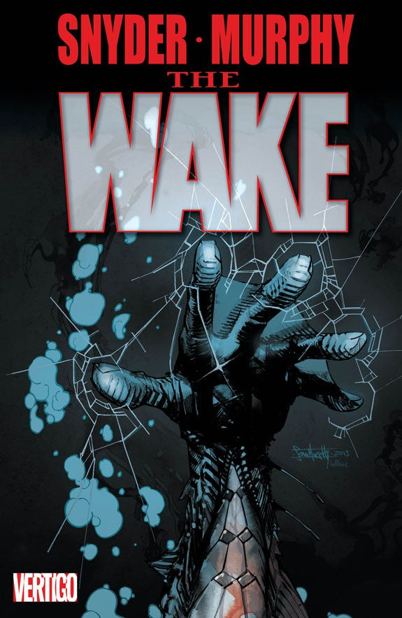 The Wake: Complete Collection TP Signed by Sean Gordon Murphy