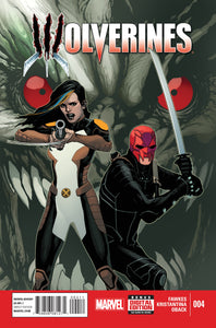 Wolverines #4 Charles Soule Death of Wolverine Follow-up