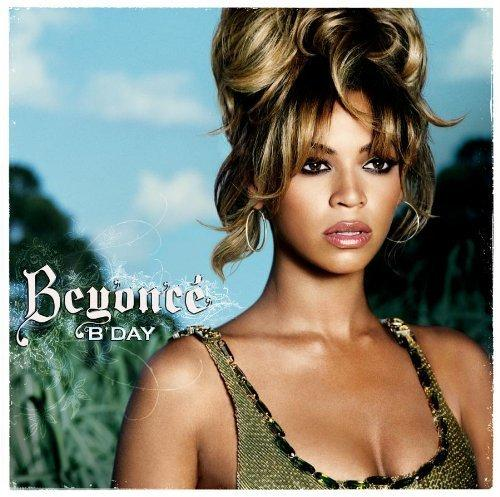 Beyonce Bday CD October 2006 - Erika Peña