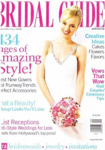 Bridal Guide September-October 2008 Magazine