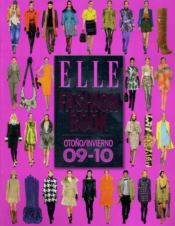 Elle Fashion Book Autumn/Winter 2009/2010 - Erika Peña