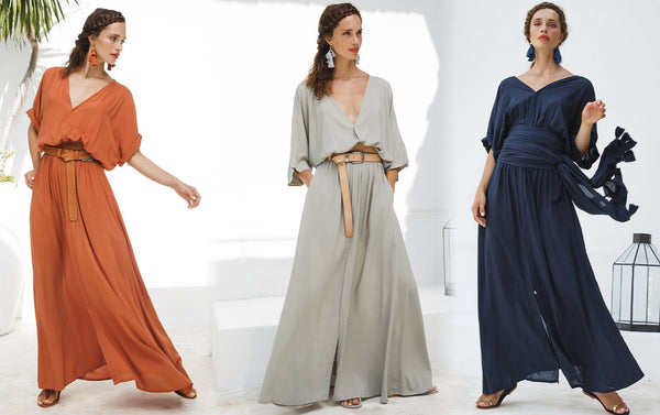 HOW TO WEAR - VERO ISLA MAXI DRESS - Erika Peña