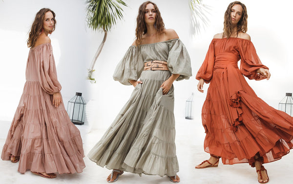 HOW TO WEAR - BRIELLE RUMBA MAXI DRESS - Erika Peña