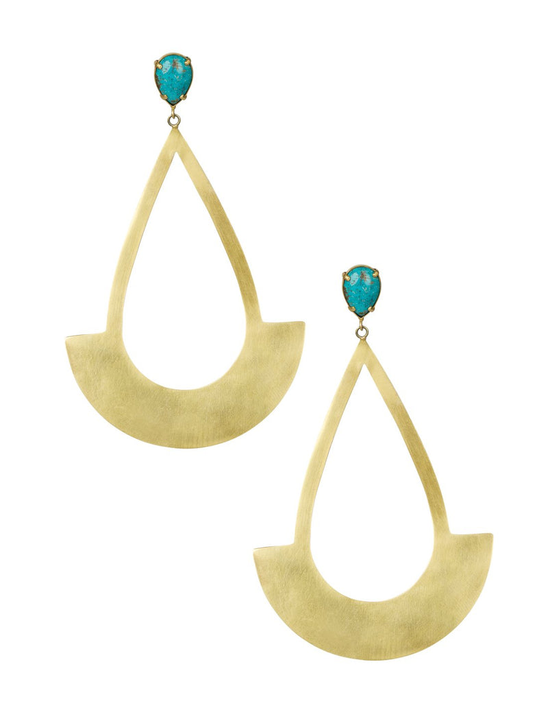 DIANA EARRINGS - Erika Peña
