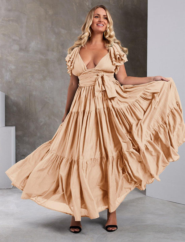 VALE CURVY RIMBA DRESS - Erika Peña