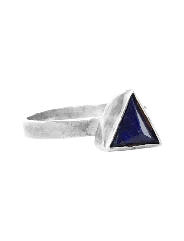 Euge Mini Triangle Ring - Erika Peña