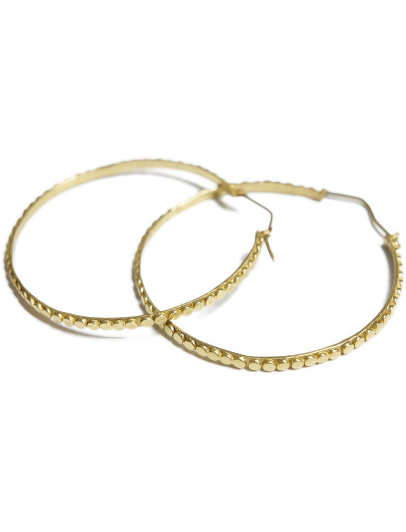 Gitana Hoop Earrings