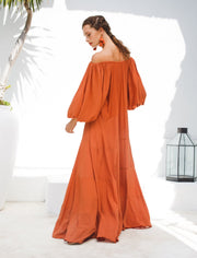 MARISSA ISLA MAXI DRESS