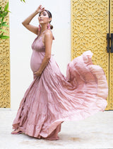 LOLA RUMBA MATERNITY DRESS - Erika Peña