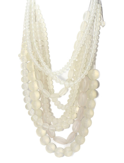 PANA LAYERED NECKLACE - Erika Peña