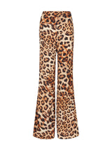 Pya Palazzo Animal High Waisted Pant - Erika Peña
