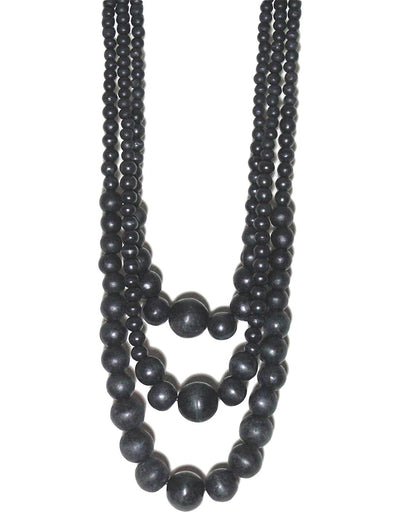 SANS SHORT LAYERED NECKLACE - Erika Peña