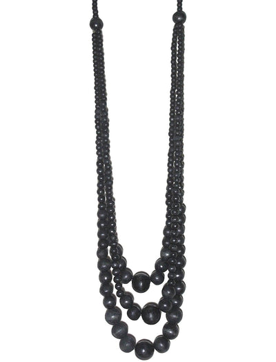 SANS LONG LAYERED NECKLACE - Erika Peña