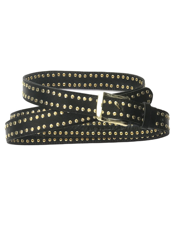 SCOTT STUDDED BELT - Erika Peña