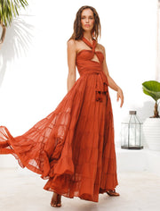 SELMA RUMBA DRESS