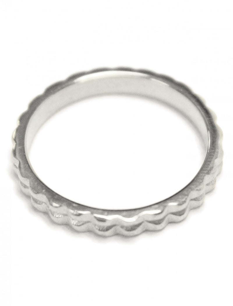 Thin Stack Giza Ring