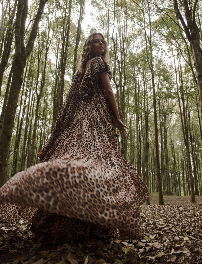 VALE RIMBA ANIMAL DRESS - Erika Peña