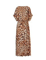 Vero Rimba Animal Maxi Dress - Erika Peña