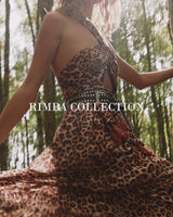 SELMA RIMBA ANIMAL DRESS
