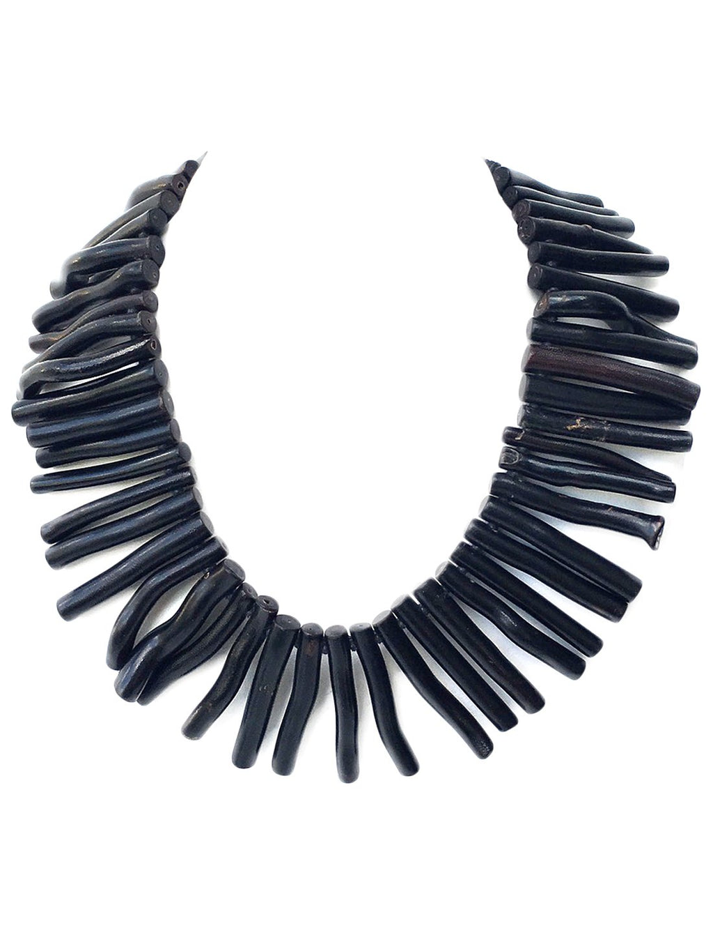 Lang Bamboo Choker Necklace