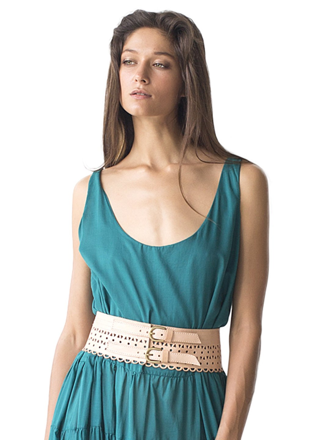 Laser Cut Belt: Mini Corset
