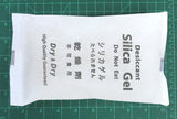 "500 gram X 10 PK ""Dry & Dry"" High Quality Pure Reusable Silica Gel Desiccant"