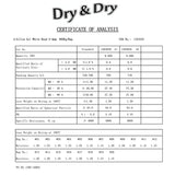 "8 Gallon (56-60 LBS) ""Dry & Dry"" High Quality Mixed Silica Gel Desiccant Beads - Rechargeable"
