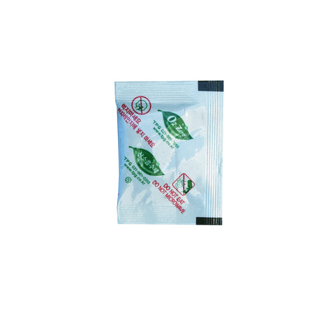 (500 Packs) 100 CC Premium Oxygen Absorbers(2 Bag of 250 Packets) - ISO 9001 Certified Facility Manufactured.