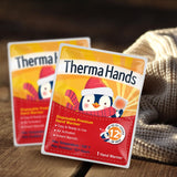 ThermaHands Hand Warmers [10-360 Packs] - Choose Packet Quantities.