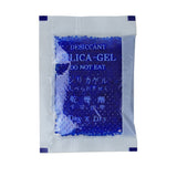 "10 Gram [100 Packs] ""Dry & Dry"" Premium Blue Indicating Silica Gel Packets  - Rechargeable"