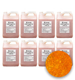 8 Gallon [60 LBS] Orange Premium Indicating Silica Gel Desiccant Beads(Industry Stand 2-4 mm) - RECHARGEABLE