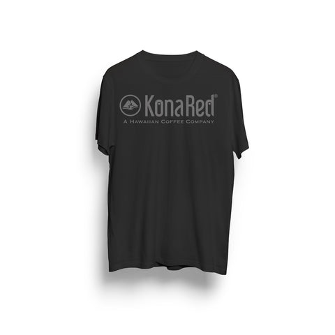 KonaRed® Ohana T-Shirt Black & Gray - KonaRed.com