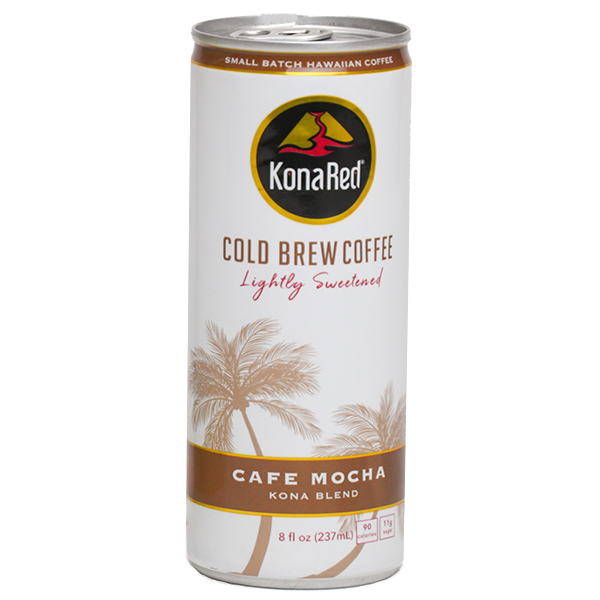 8oz Cafe Mocha - KonaRed.com