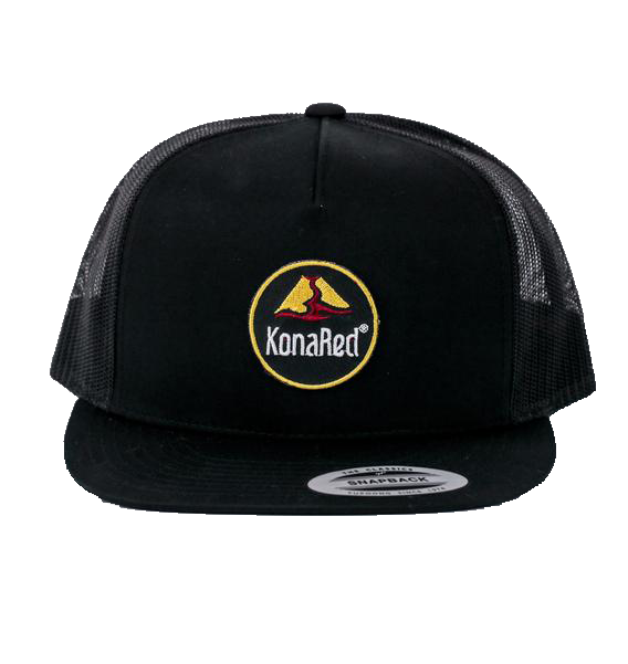 KonaRed<sup>®</sup> Cold Brew Coffee Snapback - KonaRed.com