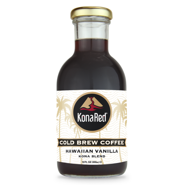 12oz Hawaiian Vanilla - KonaRed.com