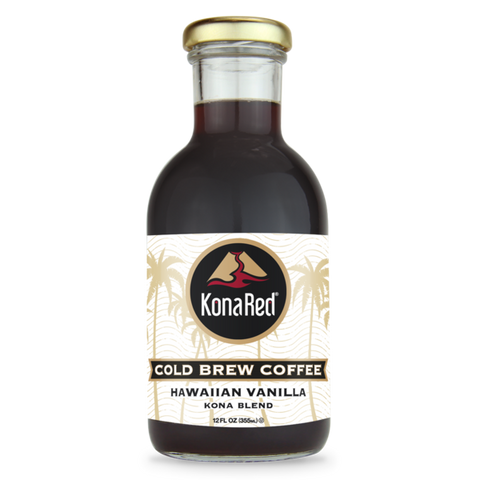 Hawaiian Vanilla - KonaRed.com