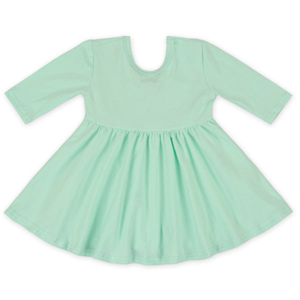 Mint Twirl Dress
