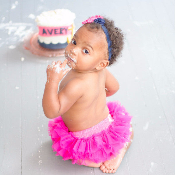 Hot Pink Ruffle Tutu Bloomer