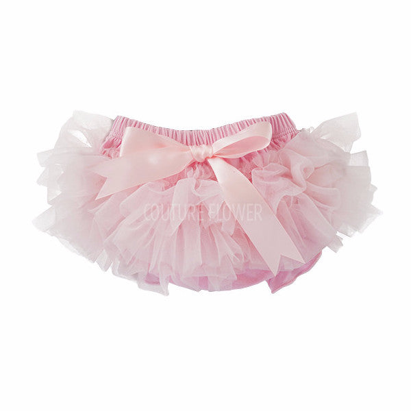 Light Pink Ruffle Tutu Bloomer