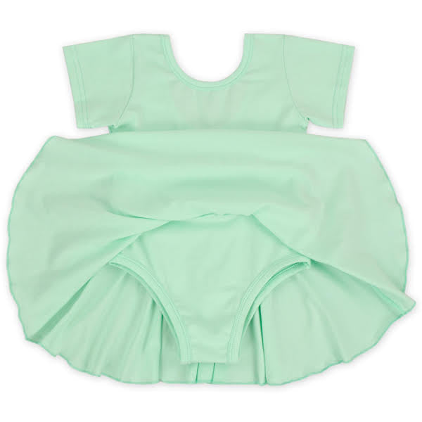 Mint Twirl Leotard