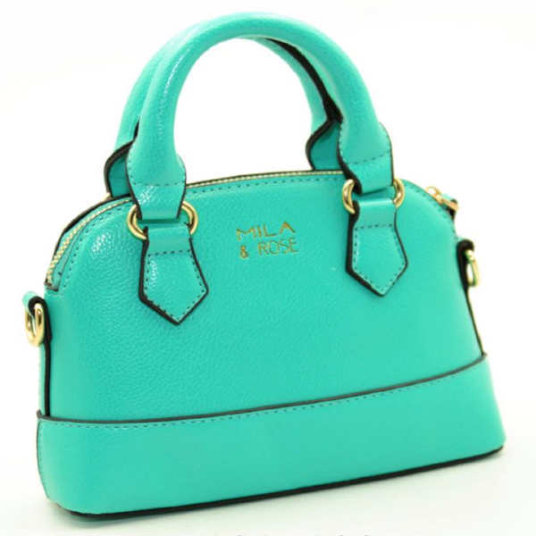 Chloe Purse - Mermaid Green